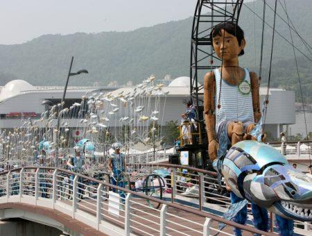 2012 여수엑스포 <해상쇼-꽃피는 바다>기획